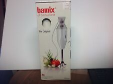 NIB Bamix Professional Immersion Blender hand mixer