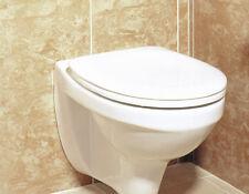 Design Hänge Wand WC Toilette Keramik (RosenStern) - Tiefspüler GEBERIT Konform