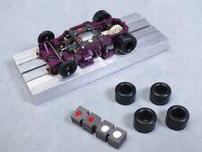 Tyco / Mattel HO Slot Car Parts - SUPER TIRES & Pro-8™ Traction Magnets - 440x2