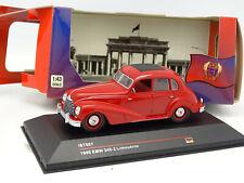 Ixo IST 1/43 - (BMW) EMW 340 2 Limousine Rouge