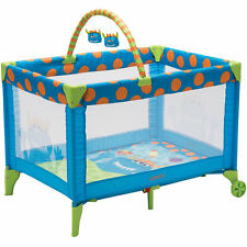 Cosco® Funsport® Deluxe Play Yard, Monster Syd