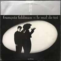 "François Feldman 12"" Le Mal De Toi - France"