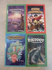 Lot 4 Rosen Classroom Graphic: George Washington Bigfoot Mythology First Edition