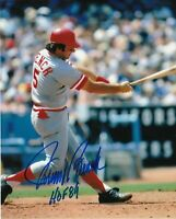 Johnny Bench Autographed Signed 8x10 Photo ( HOF Reds )REPRINT