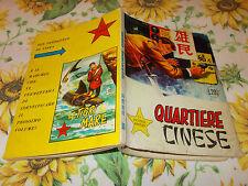 FUMETTO IL PICCOLO RANGER Quartiere Cinese Collana Cowboy N. 90 Bonelli