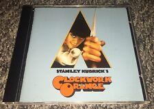 Stanley Kubrick's A Clockwork Orange Cd - Music From The Soundtrack