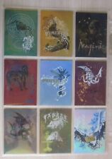 Harry Potter - Memorable Moments - Foil Cards 1-9