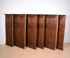 18 Feet of Antique French Boiserie/Paneling/Wainscoting in Oak Wood