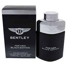 Bentley Black Edition by Bentley, 3.4 oz Edp Spray for Men new Sealed