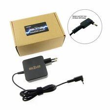 ASUS adp-45aw,compatible alimentación,19v,2.37a,enchufe 3.0x1.1mm UX31E,UX21E