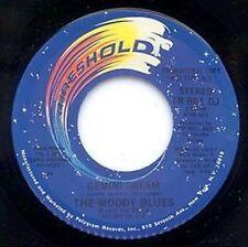 MOODY BLUES - GEMINI DREAM - THRESHOLD 45 - '81 PROMO