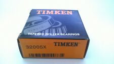 Timken 32005 Cup & Cone Tapered Roller Bearing 25x47x15mm