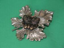 Stephen Dweck Neiman Marcus Clip Oak Leaf Butterfly