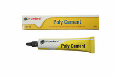 Humbrol Poly Cemento Pegamento Tubo 12 Ml Q/AE4021