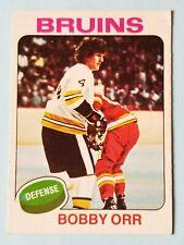 1975-76 O-Pee-Chee #100 Bobby Orr