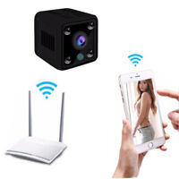 Mini Kamera Wireless WiFi WLAN Überwachungkamera IP Hidden Spion Camera Spycam