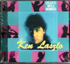Ken Laszlo ‎– Greatest Hits & Remixes 2CD  (Sealed/Folia)