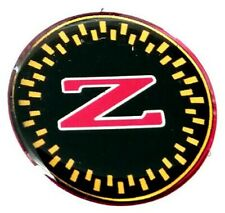 Datsun Z 28mm Badge - Steering Wheel or Gearknob - 240Z 260Z 280Z