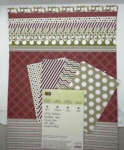 "Stampin' Up! Season of Style 12"" x 12"" & 4.5"" x 6.5"" Designer Series Paper"