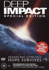 DEEP IMPACT DVD, NEW & SEALED, FREE POST