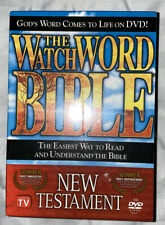 The Watch World Bible Box Set New Testament 10 DVD's Complete