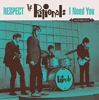 """The Rationals - Respect/I Need You (NEW 7"""" VINYL)"""