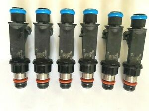 Delphi Fuel Injector Set FJ10578 NEW X 6