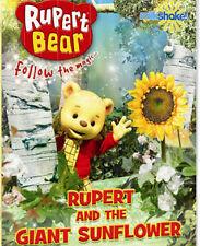 Rupert The Bear Vol. 3 - Rupert And The Giant Sunflower (DVD) 7 EPISODES !