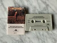 The Allman Brothers Band Brothers And Sisters CASSETTE Tape 1973 Polydor RARE!