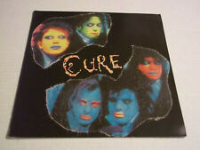 The Cure - live in Rome (1985) rare live Euro LP Not Tmoq NM