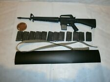 Ace Mike Force Vietnam M16 A1 rifle  magazines / sling 1/6th scale toy accessory