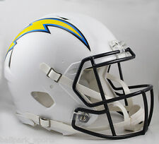 LOS ANGELES CHARGERS -Riddell Full-Size Speed Authentic Helmet