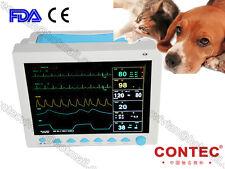 FDA CE CMS8000 Veterinary Patient Monitor Vital Sign 6-Parameter VET ICU Monitor