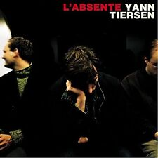 YANN TIERSEN L'absente CD NEU / Import France / Pop, Folk Frankreich / Chanson
