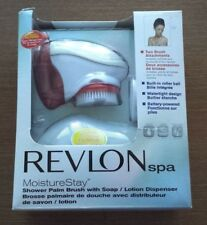 REVLON SPA MOISTURE STAY RVS1133 PORTABLE TRAVELER WITH CASE NEW IN BOX SEALED