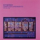 Synergy - Computer Experiments Volume One (2003)  CD  NEW/SEALED  SPEEDYPOST