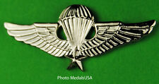 ARVN  Airborne Republic of South Vietnam Army Paratrooper Jump Wing 2 1/2 inch