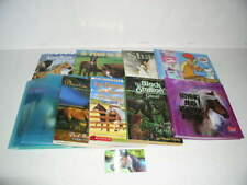 Pony Pals, Horse Lovers Lot of 8 HB/PB, 6 Mags/Case!