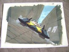 MACH GO GO GO 97 SPEED RACER X SHOOTING STAR ANIME PRODUCTION CEL/BACK GROUND