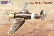 AML 1/72 Fiat G.50 bis AS 'Freccia' with Detailing Set # 72031