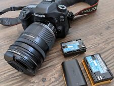 Canon EOS 80D 24.2MP with 18-200mm EFS lens No Reserve Free Shipping