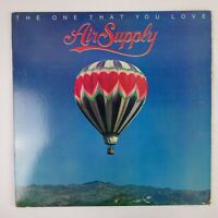 Air Supply The One That You Love LP 1981 Arista Records