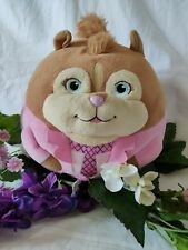 """EUC Alvin and the Chipmunks Brittany Chipette TY Stuffed Plush Toy 9"""""""