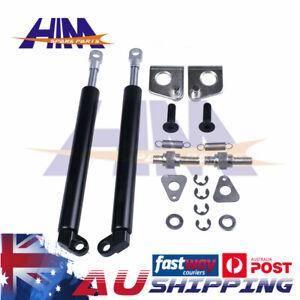 Left+Right Rear Tailgate Slow Down Strut Kit For VW Volkswagen Amarok 2011-2020