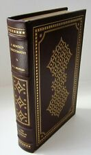 A Mencken Chrestomathy, Franklin Library Full Leather Binding, Illustrated, Fine