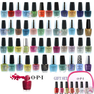 OPI Nail Polish Varnish Lacquer Colour Genuine Professional Full Collection -USA