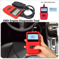 EOBD Obd2 OBDII Car Scanner Code Reader Auto Engine Diagnostic Reset Tool VC309