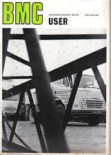 BMC User Dec 1967-Jan 1968 FJ K160 J2 250 JU Milk Float Austin Tractor Shipsides