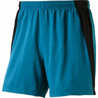 PRO TOUCH uomo pantaloncini da Corsa Shorts sportivi adiran II BLU MELANGE NERO