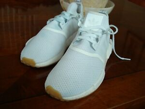 adidas NMD R1 Men's Boost Running White With Rubber Sole Men's US Sizes 10